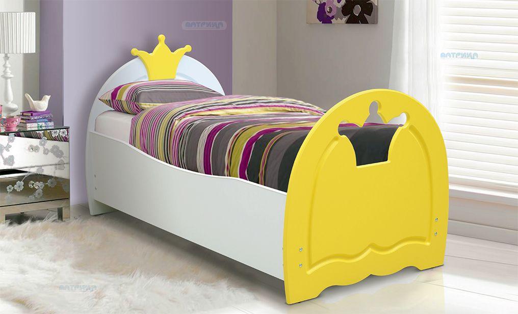 Кровать детская МДФ