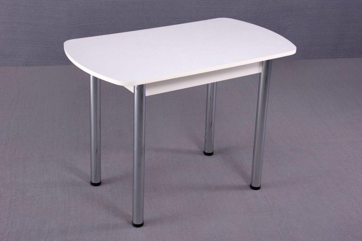 Стол обеденный 1200 на хром.ножках